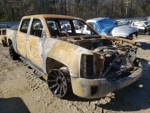 Salvage cars for sale from Copart Greenwell Springs, LA: 2018 Chevrolet Silverado
