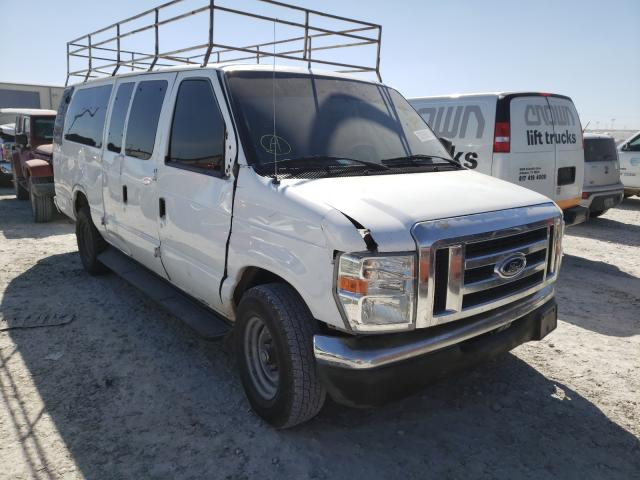2014 FORD ECONOLINE - Left Front View