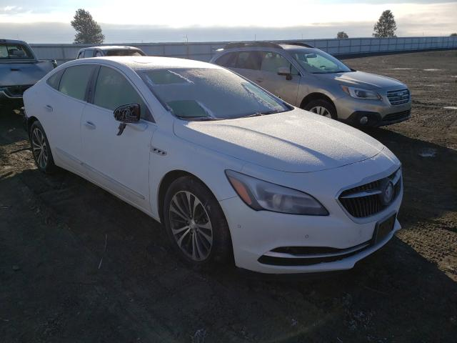 Vehiculos salvage en venta de Copart Airway Heights, WA: 2017 Buick Lacrosse P