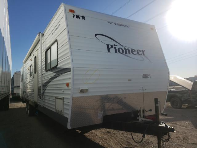 Fleetwood salvage cars for sale: 2006 Fleetwood Pioneer