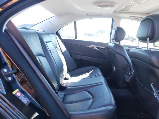 2007 MERCEDES-BENZ E 350 - Interior View