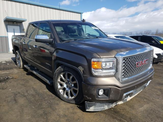 GMC salvage cars for sale: 2015 GMC Sierra K15