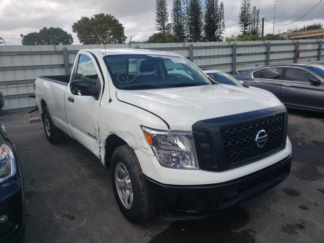 2017 Nissan Titan S for sale in Miami, FL