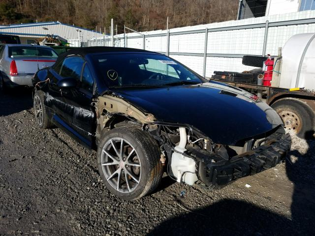 Salvage cars for sale from Copart Hurricane, WV: 2010 Mitsubishi Eclipse SP
