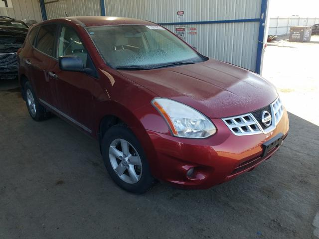 2012 NISSAN ROGUE S JN8AS5MT4CW287929