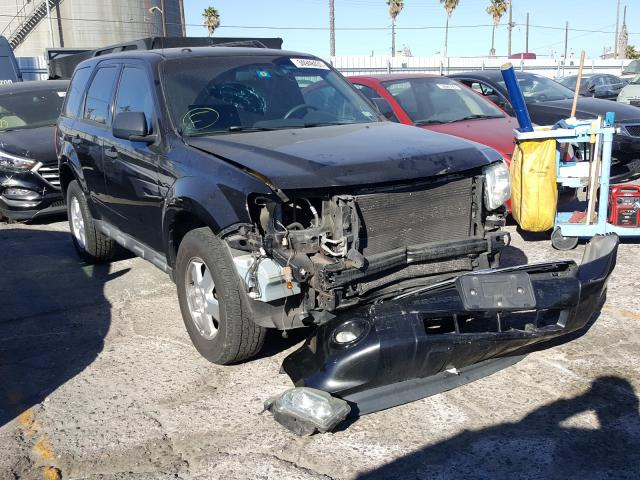 Salvage cars for sale from Copart Wilmington, CA: 2011 Ford Escape XLT