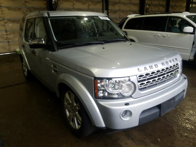 Salvage cars for sale from Copart Graham, WA: 2010 Land Rover LR4