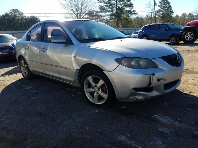 Mazda salvage cars for sale: 2006 Mazda 3 I