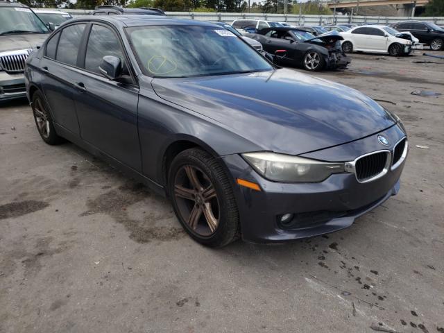 2014 BMW 320 I WBA3B1C51EPV79421