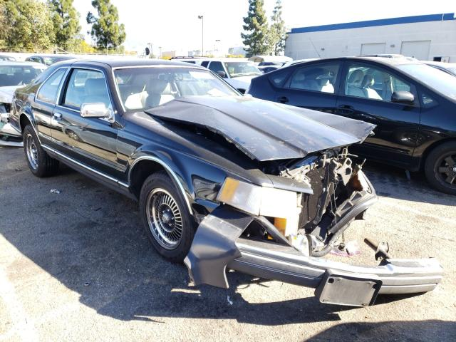 Lincoln salvage cars for sale: 1988 Lincoln Mark VII L