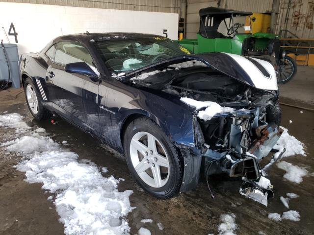 Salvage cars for sale from Copart Candia, NH: 2010 Chevrolet Camaro LT