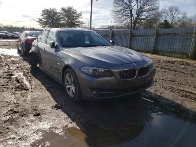 Salvage cars for sale from Copart Seaford, DE: 2011 BMW 528 I