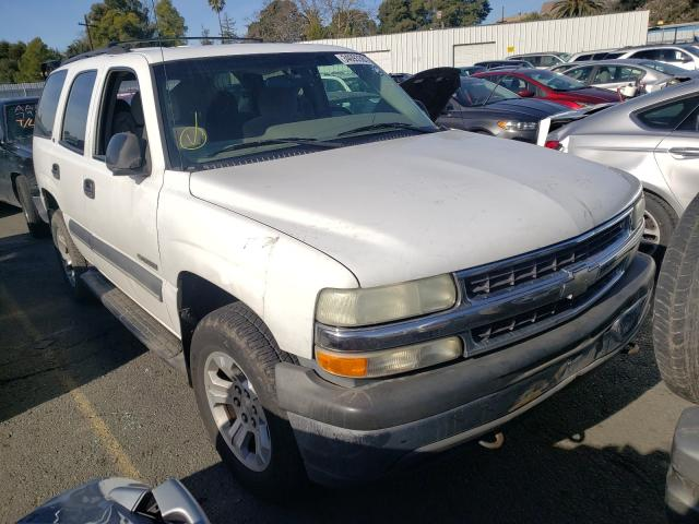 Salvage cars for sale from Copart Vallejo, CA: 2002 Chevrolet Tahoe K150