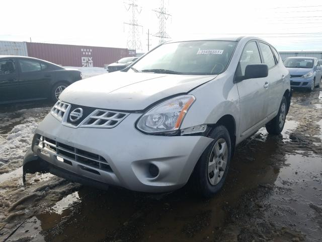 2012 NISSAN ROGUE S JN8AS5MT8CW612405