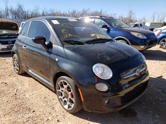 2012 FIAT 500 SPORT 3C3CFFBR8CT371087