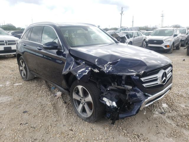 Salvage cars for sale from Copart Homestead, FL: 2016 Mercedes-Benz GLC 300