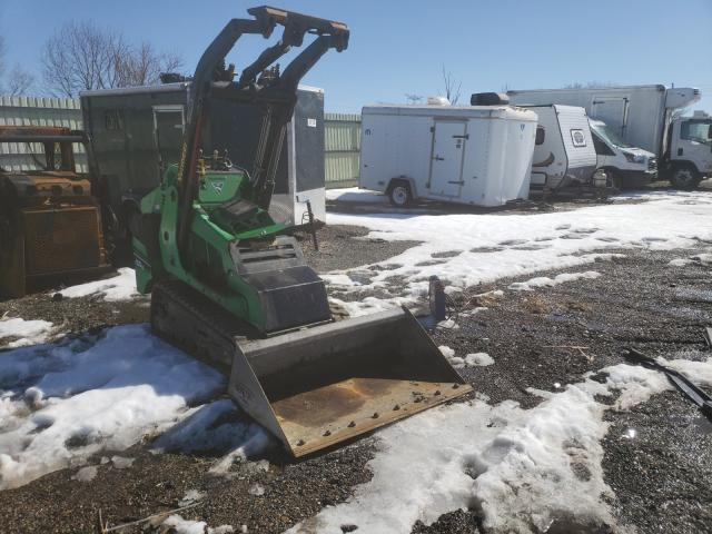 Salvage cars for sale from Copart Pekin, IL: 2015 Vermeer Mfg. Co. Skid Steer