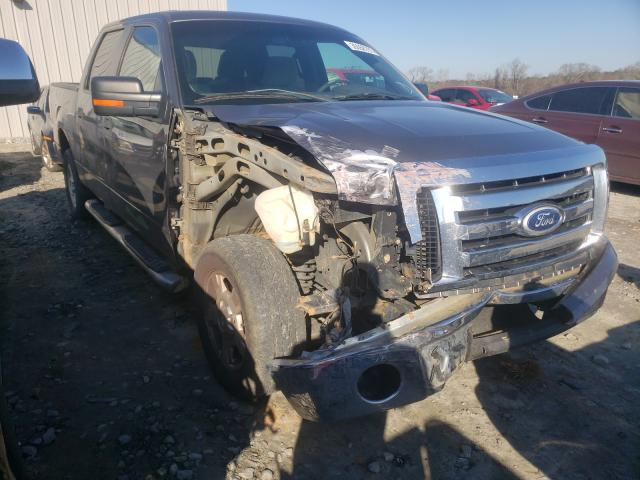 Salvage cars for sale from Copart Byron, GA: 2010 Ford F150 Super