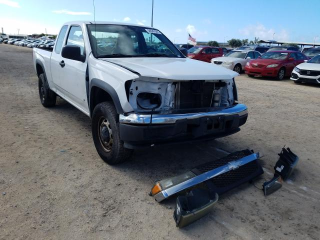 Salvage cars for sale from Copart Kapolei, HI: 2008 Chevrolet Colorado