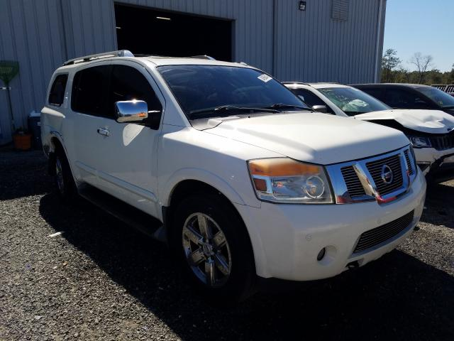 2010 Nissan Armada SE for sale in Jacksonville, FL