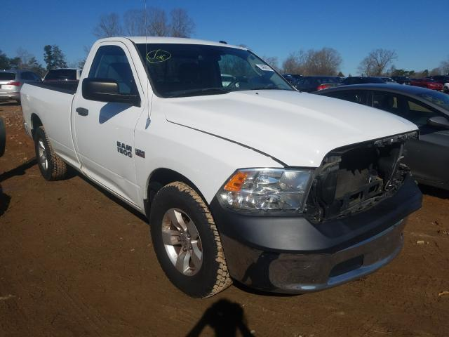 Vehiculos salvage en venta de Copart China Grove, NC: 2014 Dodge RAM 1500 ST