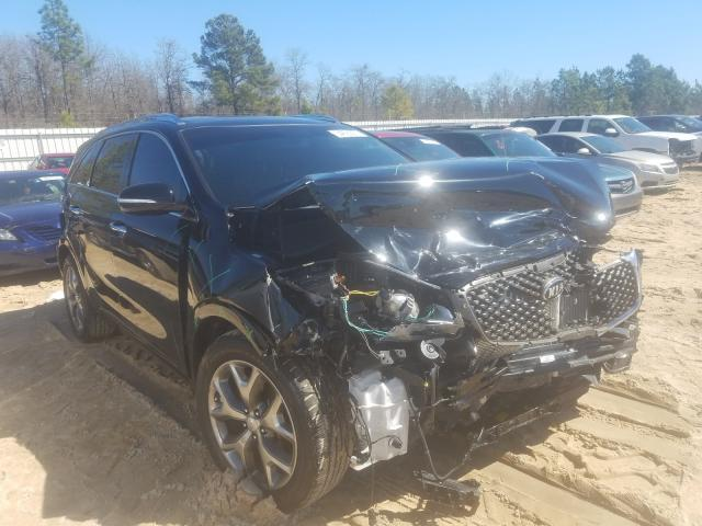 2016 KIA Sorento SX for sale in Gaston, SC