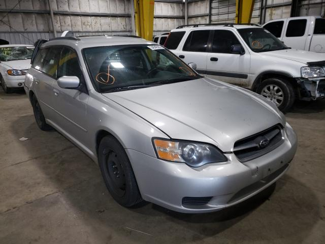 Subaru salvage cars for sale: 2005 Subaru Legacy 2.5