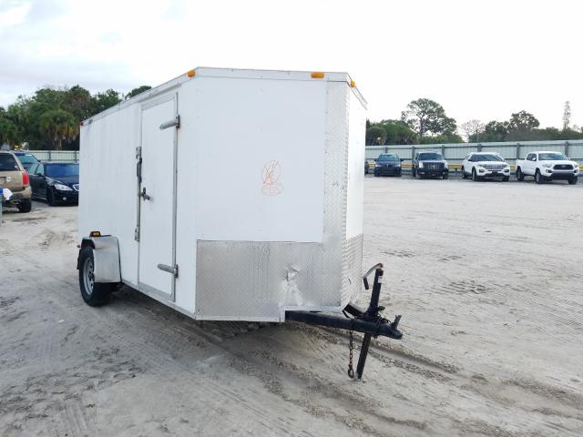 Cargo Trailer salvage cars for sale: 2018 Cargo Trailer