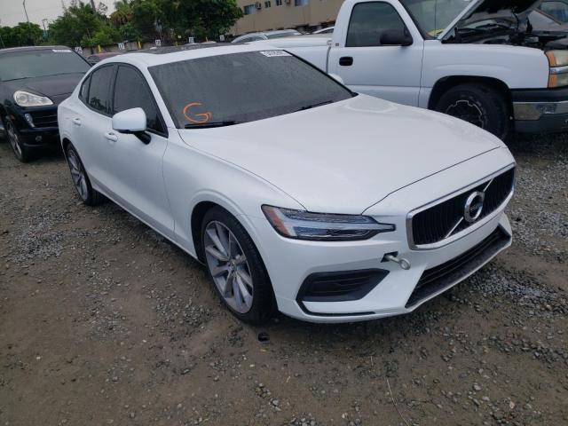 Salvage cars for sale from Copart Opa Locka, FL: 2020 Volvo S60 T5 MOM