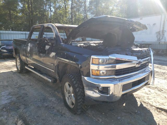 Salvage cars for sale from Copart Midway, FL: 2015 Chevrolet Silverado