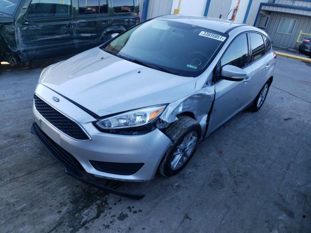 2016 FORD FOCUS SE - Left Front View