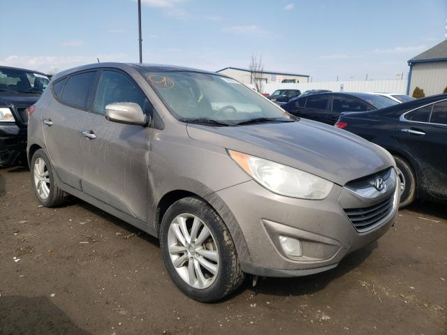 2010 Hyundai Tucson GLS for sale in Louisville, KY