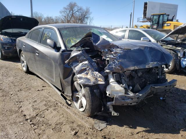 Salvage 2014 DODGE CHARGER - Small image. Lot 34435071