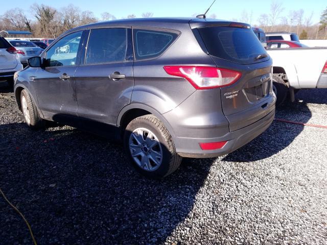 2015 Ford ESCAPE | Vin: 1FMCU0F79FUB00407