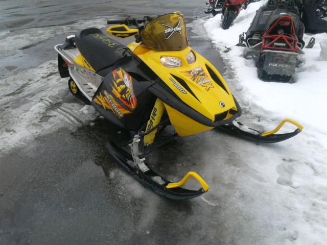 Skidoo salvage cars for sale: 2009 Skidoo Rotax 583