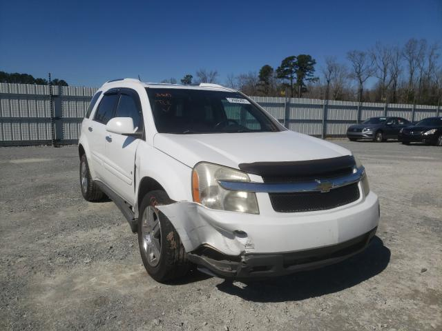 Chevrolet salvage cars for sale: 2008 Chevrolet Equinox LS