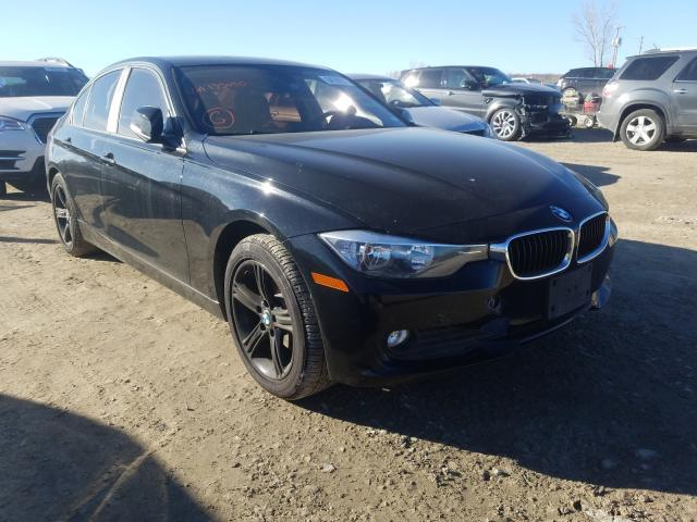 Salvage cars for sale from Copart Kansas City, KS: 2014 BMW 320 I