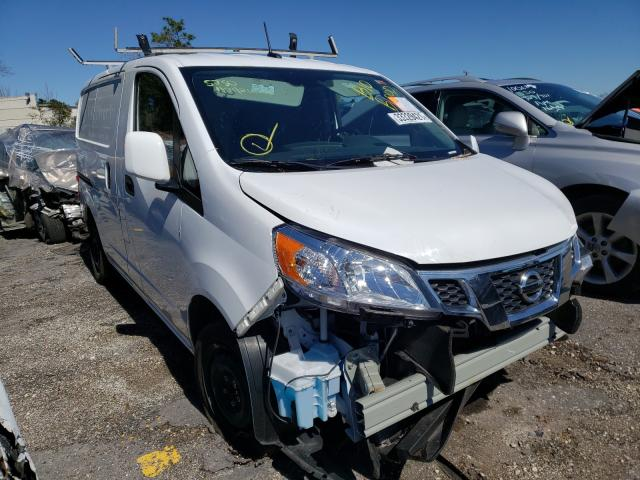 Salvage cars for sale from Copart Jacksonville, FL: 2020 Nissan NV200 2.5S
