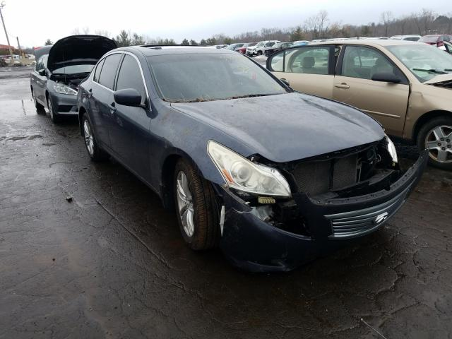 Infiniti G37 salvage cars for sale: 2010 Infiniti G37