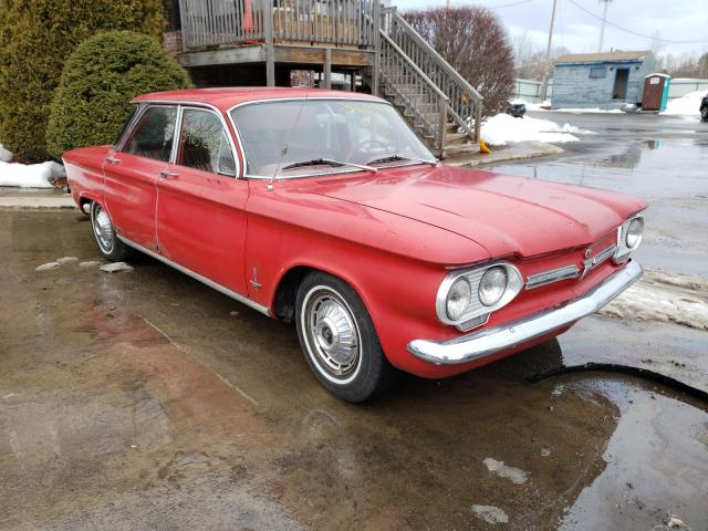 1962 Chevrolet Corvair for sale in North Billerica, MA