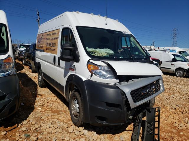Dodge salvage cars for sale: 2019 Dodge RAM Promaster