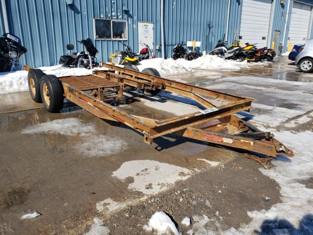 Sure-Trac salvage cars for sale: 2009 Sure-Trac Trailer