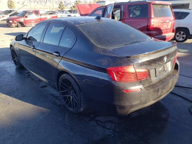 2014 BMW 550 I - Right Front View