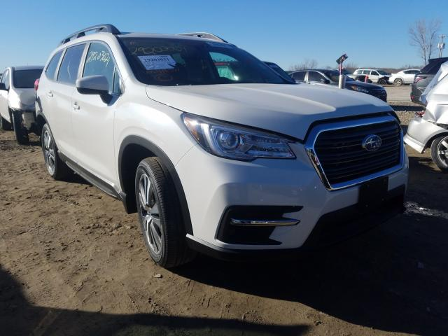 Subaru salvage cars for sale: 2021 Subaru Ascent PRE