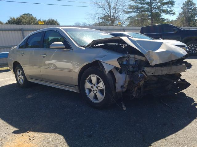Salvage cars for sale from Copart Eight Mile, AL: 2011 Chevrolet Impala LT