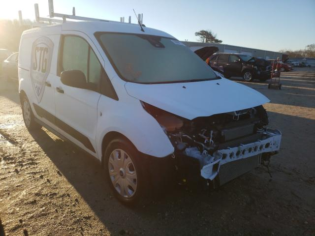 Salvage cars for sale from Copart Hampton, VA: 2020 Ford Transit CO