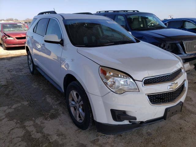Salvage cars for sale from Copart Temple, TX: 2013 Chevrolet Equinox LT