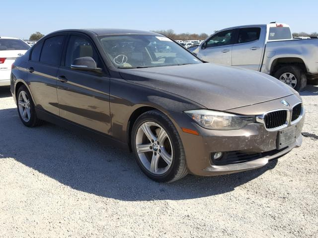 Salvage cars for sale from Copart San Antonio, TX: 2012 BMW 328 I