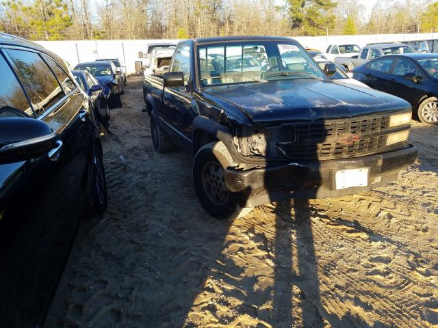 Salvage cars for sale from Copart Gaston, SC: 1990 Chevrolet GMT-400 K1
