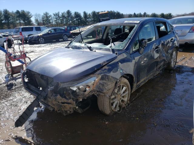 2013 Subaru IMPREZA | Vin: JF1GPAC69D2892622